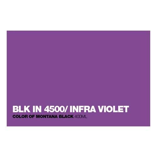 Graffiti Sprühdose BLKIN4500 Inf.Violett