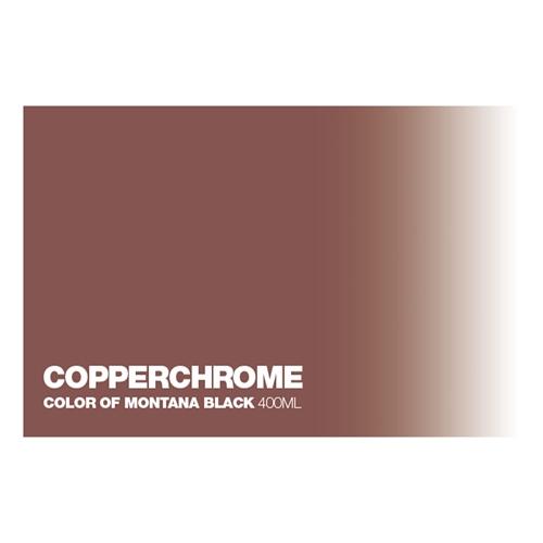 Graffiti Sprühdose BLK Copperchrome