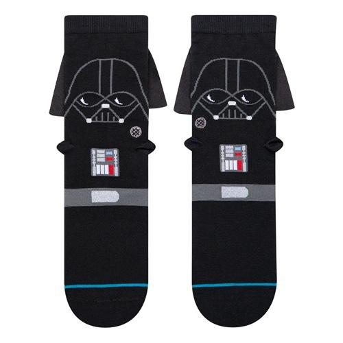 Socke Stance 3D Darth (Black)