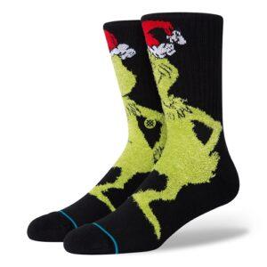 Socke Stance Mr Grinch (Black)