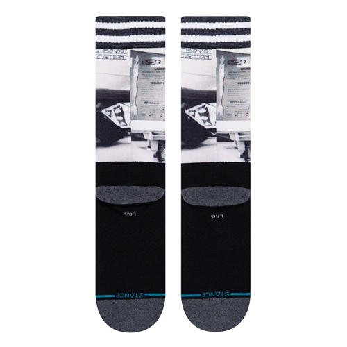 Socke Stance Ill Communications (Black)