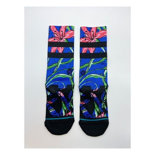 Socke Stance Waipoua ST Crew (Blue)