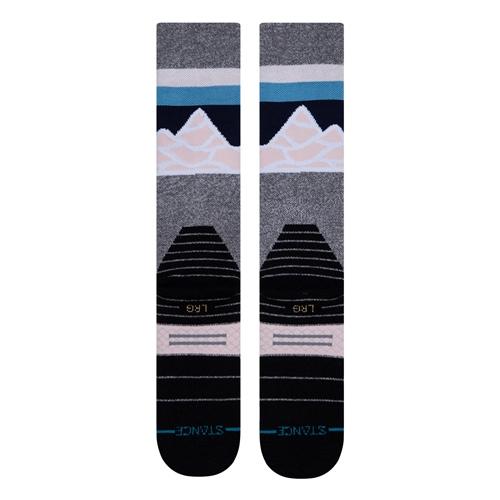 Socke Stance Spillway (Grey)