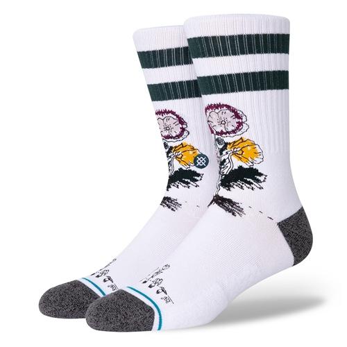 Socke Stance Hoffell (White)