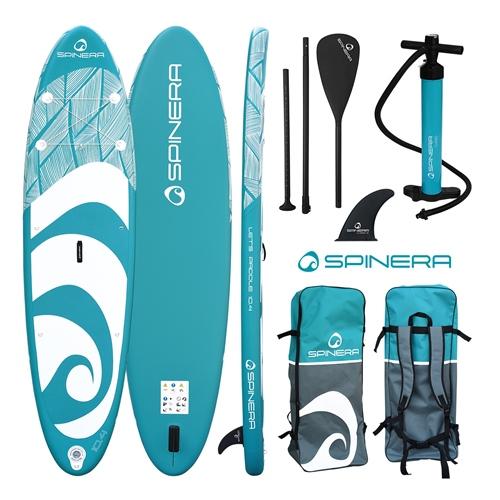 Spinera Let's Paddle 10'4 – Set