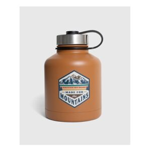 Made for the Mount. UbB Trinkflasche