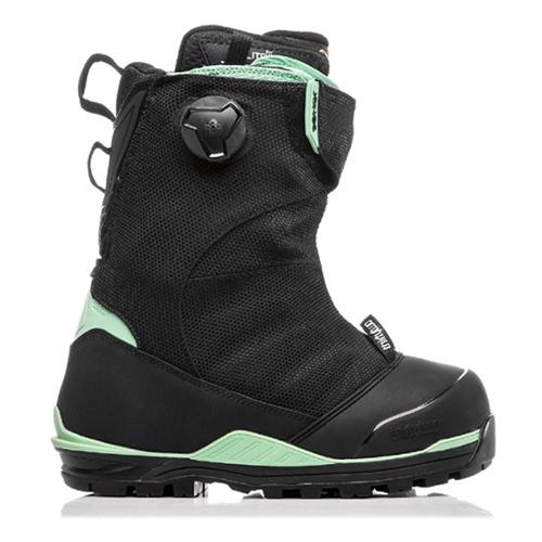 Boot Jones MTB WMS (black/mint)