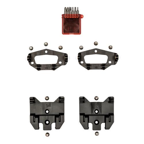Bindung Nitro Vertical Split Spark (Blk)