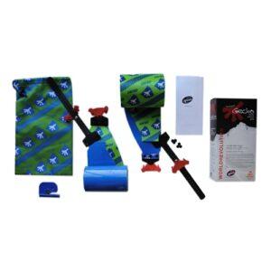 Gecko Splitboard 140/170 SB – Felle