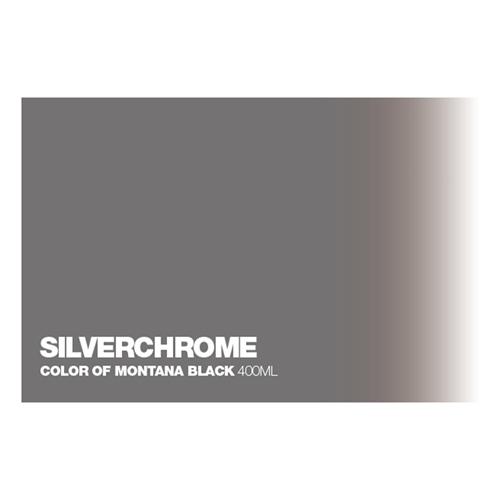 Graffiti Sprühdose Silverchrome