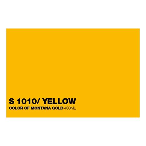 Graffiti Sprühdose GLDS1010 Sh.Yellow