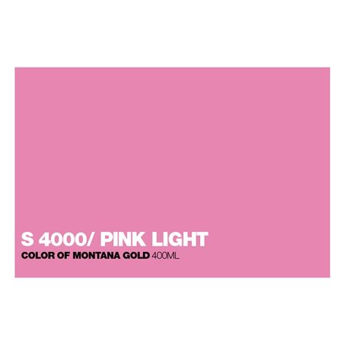 Graffiti Sprühdose GLDS4000 S.Pink Light
