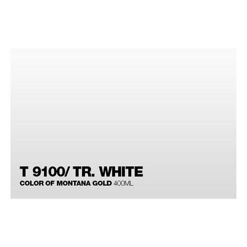 Graffiti Sprühdose T9100 White