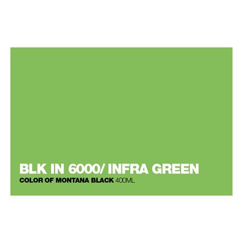 Graffiti Sprühdose BLKIN6000 Inf.Green