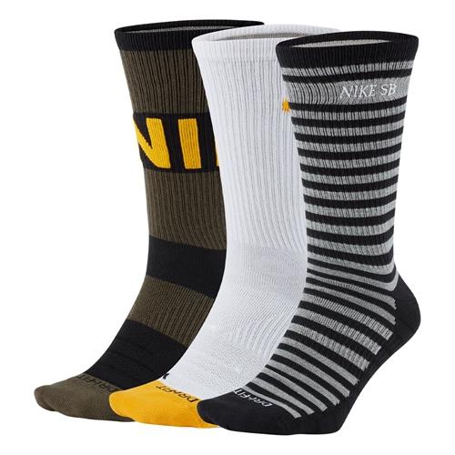 Nike SB Everyday Max (Multi) – 3-Pack