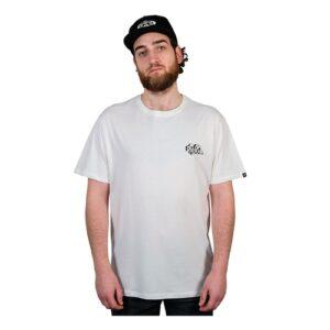Dudes Life (white) – T-Shirt