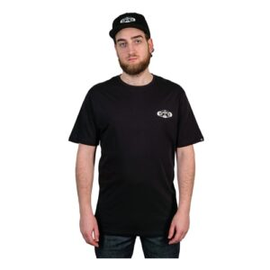 Dudes Big Okay (black)  – T-Shirt