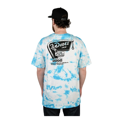 Dudes Pool of Tears (blue) – T-Shirt