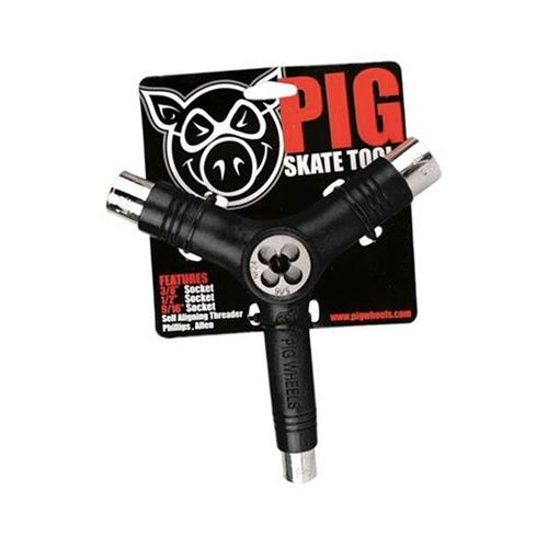 PIG Tool + Gewindeschneider – Skatetool
