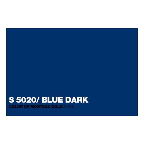 Graffiti Sprühdose GLDS5020 S.Blue Dark