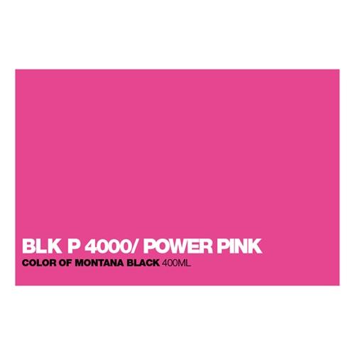 Graffiti Sprühdose P4000 Power Pink