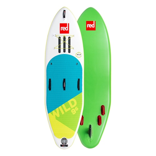 Red Paddle Co Wild 9'6″ – SUP