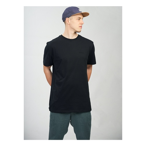 Mazine Burwood (black) – T-Shirt