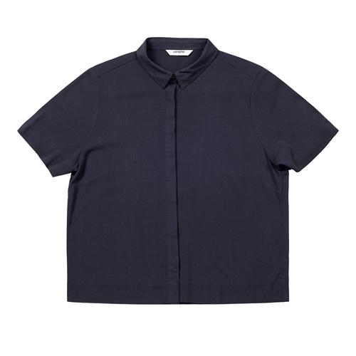 Wemoto Mari (navy/blue) – Bluse