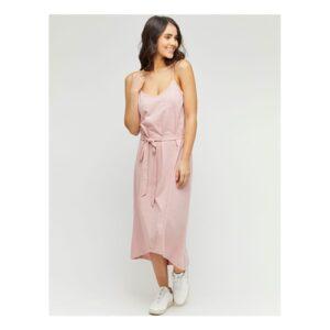 Mazine Pinetta (blush) – Kleid