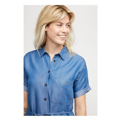 Mazine Elma (dark blue) – Kleid