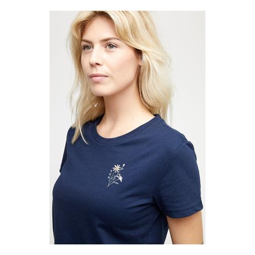 Mazine Camilla (navy) – T-Shirt