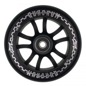 AO Quadrum Clear 115mm (blk/blk) – Wheel