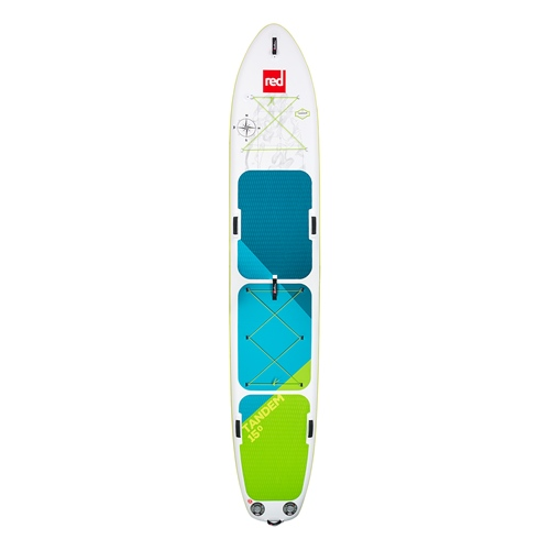 Red Paddle Co Tandem Voyager 15.0″ – SUP