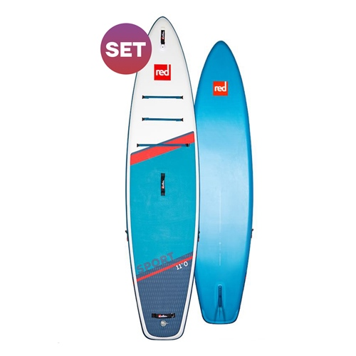 Red Paddle Co Sport 11'0″ x 30 – SET