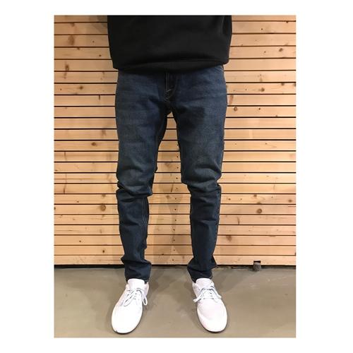 Volcom Vorta Tapered (Med. Blue) – Jeans
