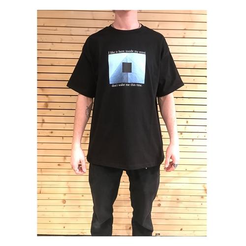 Polar I like it here (Black) – T-Shirt