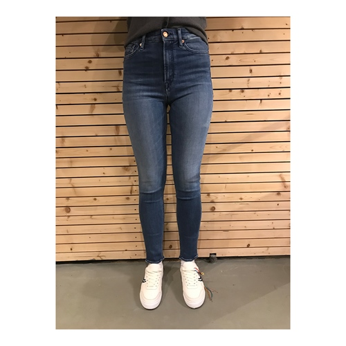 K.O.I Christina High (Worn Ind.) – Jeans