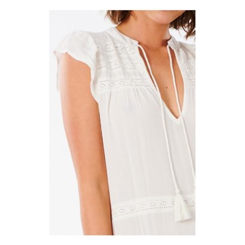 Rip Curl Layla Maxi (white) – Kleid