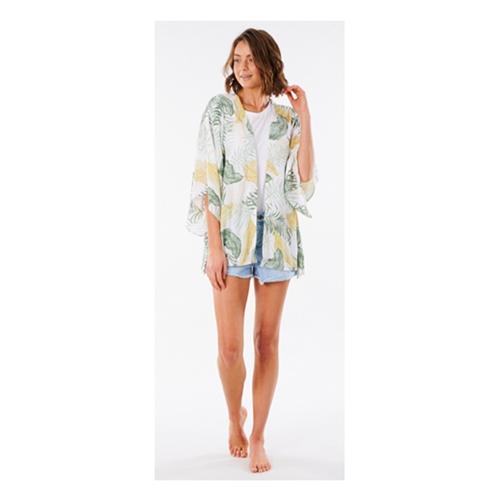 Rip Curl Coastal Palms (white) – Kimono