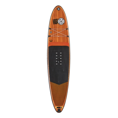 Light MFT Wood Free 12'4″ – SUP