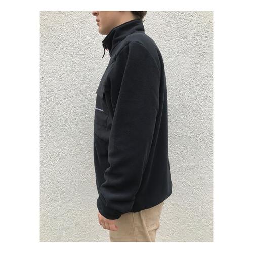 Clepto Fisher Flee (Black) – Jacket