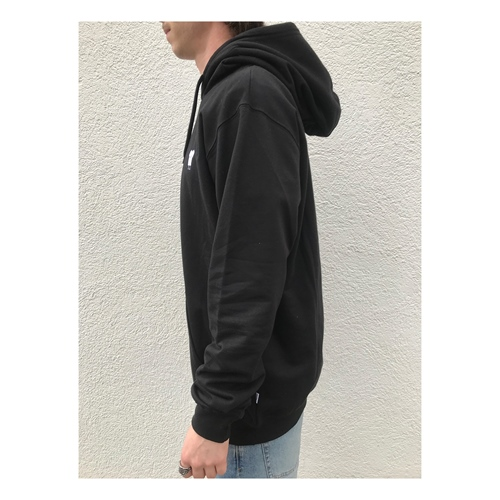 Clepto Embroidery Toast (Blk) – Hoody