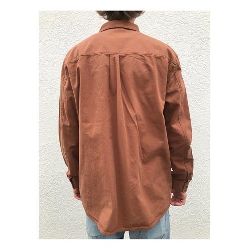 Clepto Steezy Shirt (Brown) – Hemd