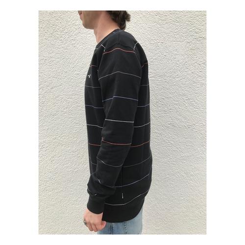 Clepto Multistripe (Black) – Sweat