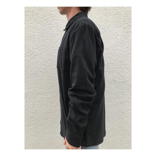 Volcom Caden Solid (Black) – Hemd