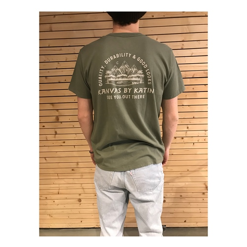 Katin Panorama (Army) – T-Shirt