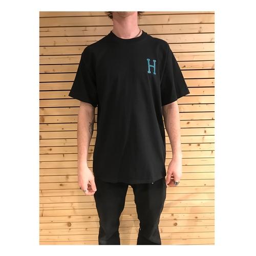 HUF Planta Classic H (Black) – T-Shirt