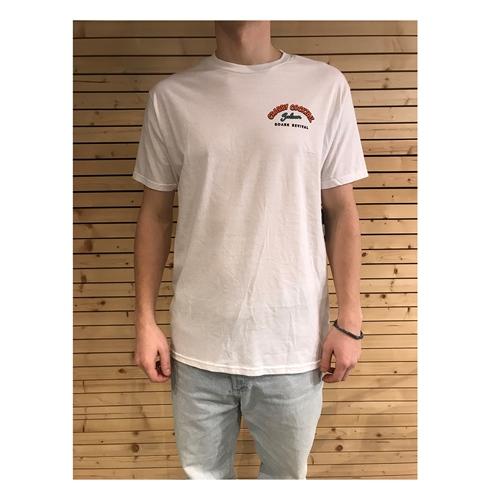 Roark Crabby Cocktail (White) – T-Shirt