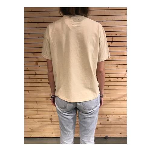 Rip Curl Search Logo (Stone) – T-Shirt