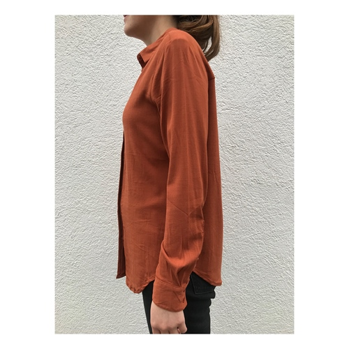 Wemoto Gill (Red) – Bluse